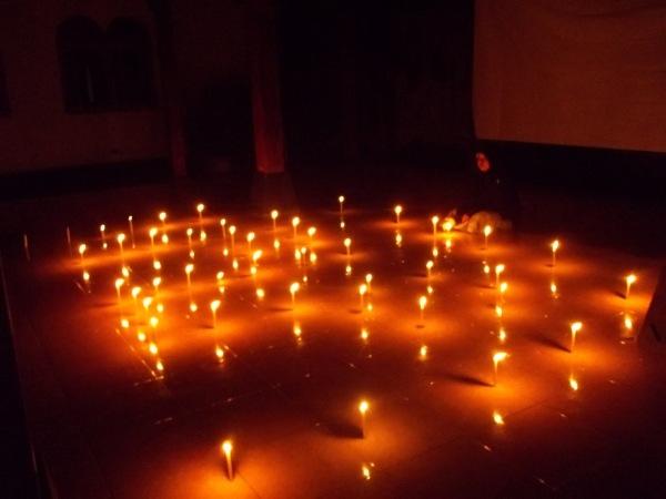 Lilin-Lilin Harapan dalam Sebuah Pondasi Istana Impian